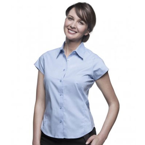 e4e118cafb7 SOLS Ladies Excess Short Sleeve Fitted Shirt